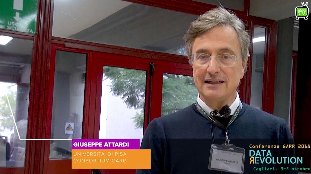 Giuseppe Attardi: Cloud e AI per pensare al nuovo